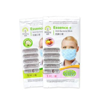 Anti-Bacterial Masks